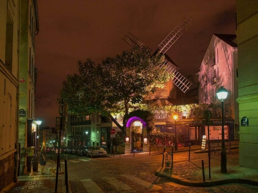 things to do in Montmartre