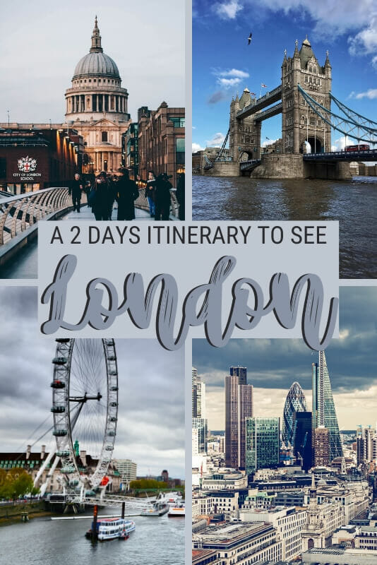 Read about the things to do in London in 2 days - via @clautavani