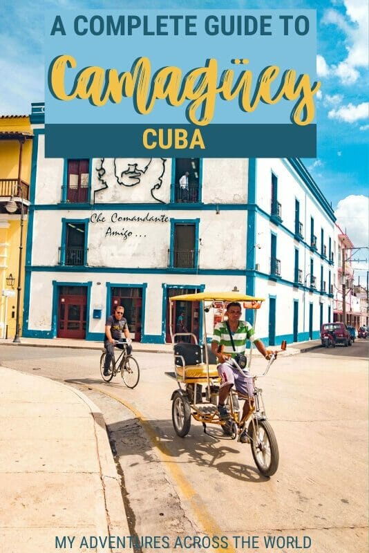 Discover what to see and do in Camagüey Cuba - via @clautavani