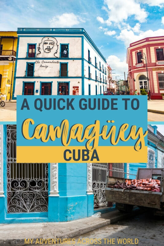 Read about the places to visit and things to do in Camagüey Cuba - via @clautavani