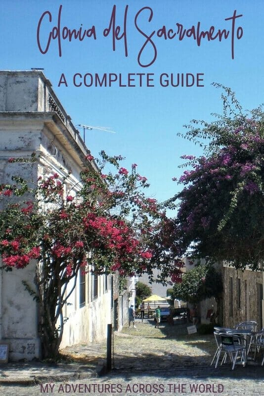 Find out what to see and do in Colonia del Sacramento - via @clautavani