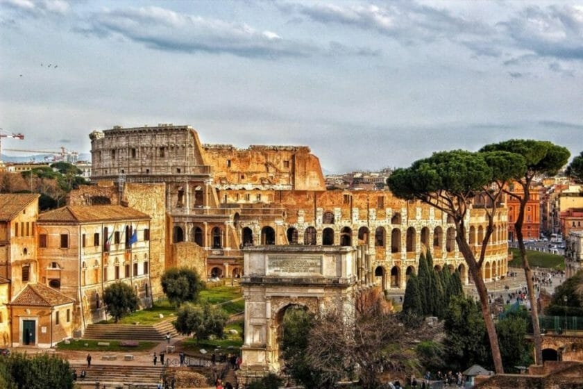 best movies about Rome