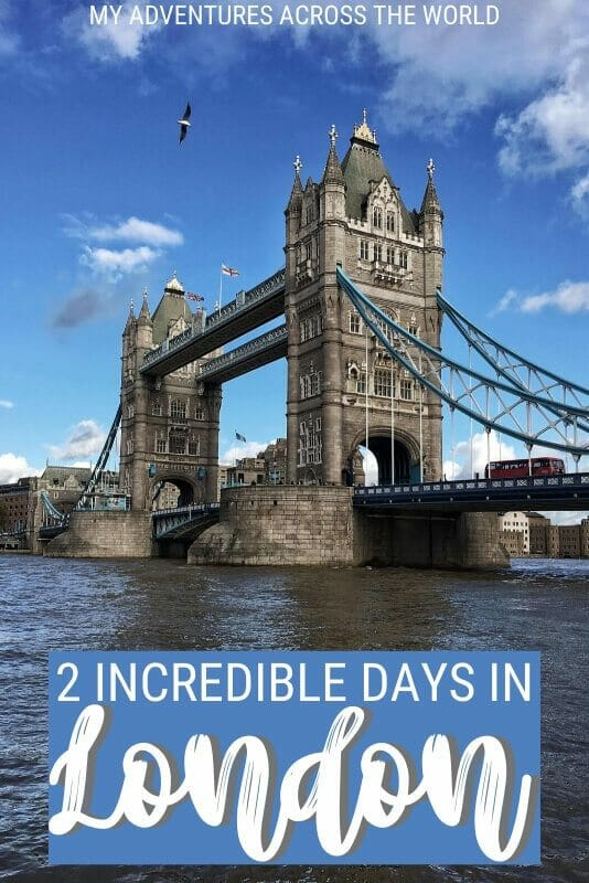 Discover what to see and do in 2 days in London - via @clautavani