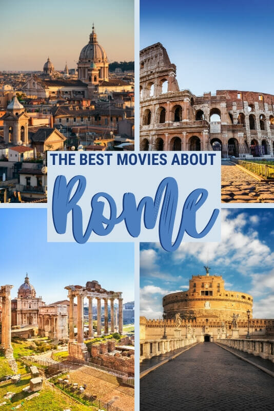 Discover the best movies to watch about Rome - via @clautavani
