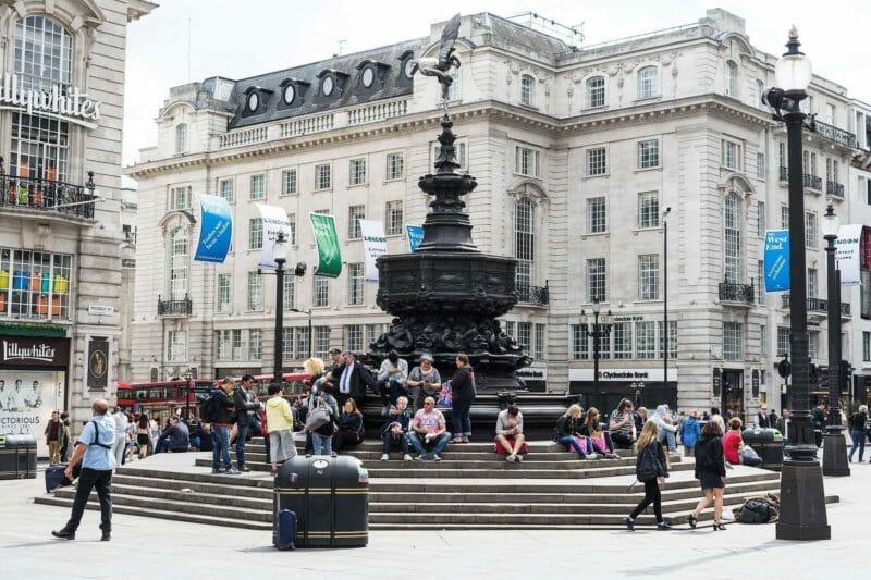 London in 2 days