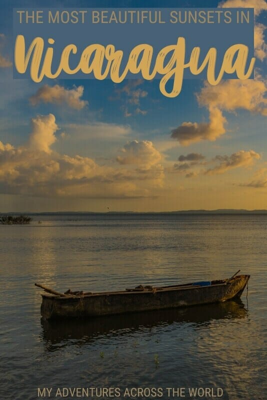 Find out where to go for the best sunsets in Nicaragua - via @clautavani