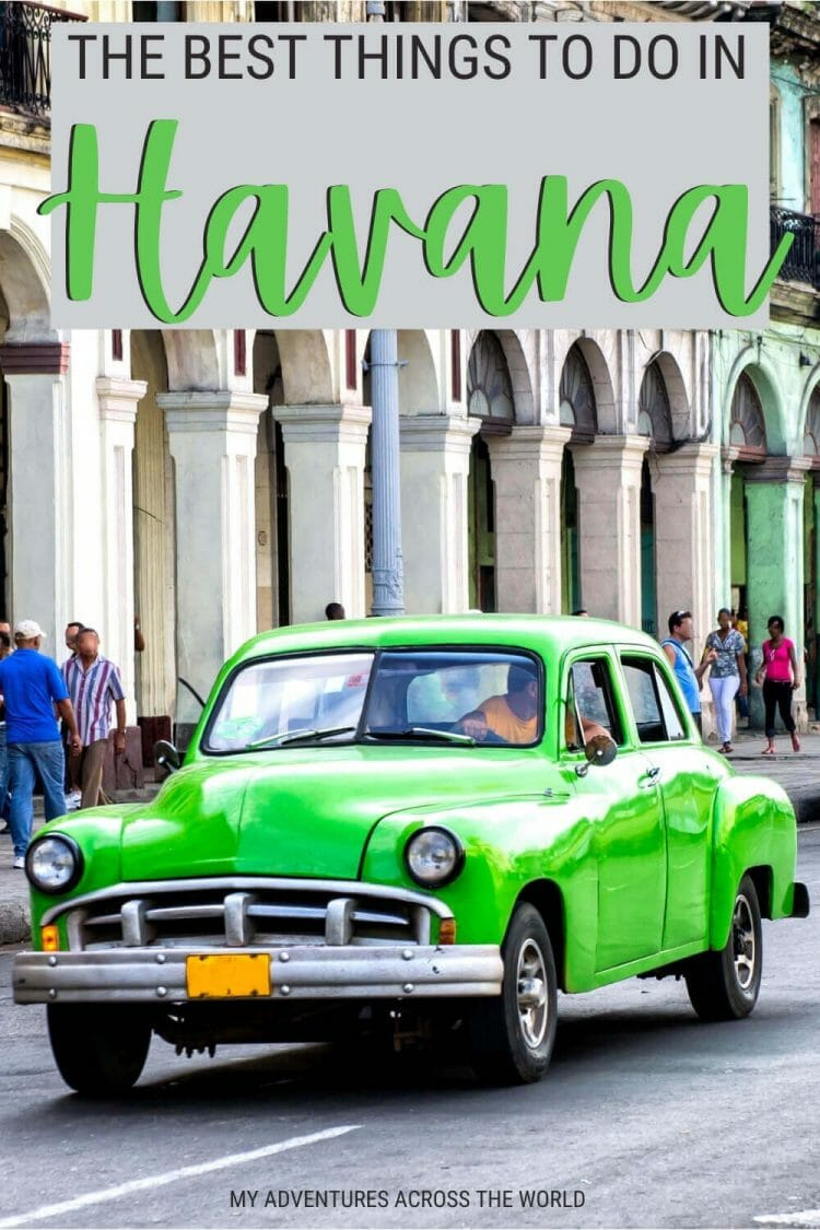 Discover the best things to do in Havana - via @clautavani
