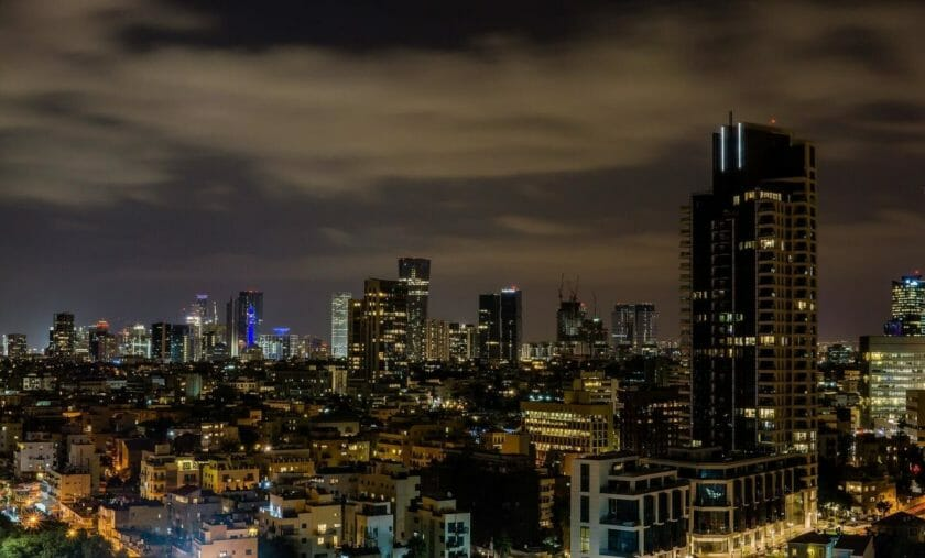 Tel Aviv nightlife