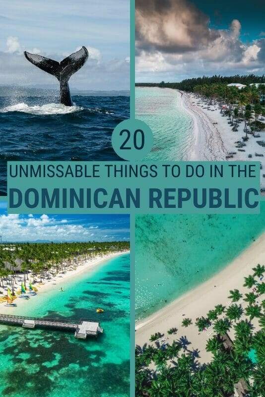 Discover the best things to do in the Dominican Republic - via @clautavani
