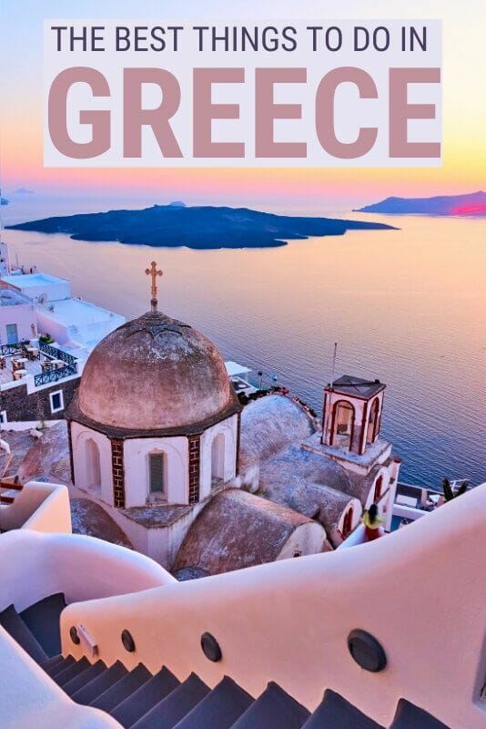 Discover the best things to do in Greece - via @clautavani