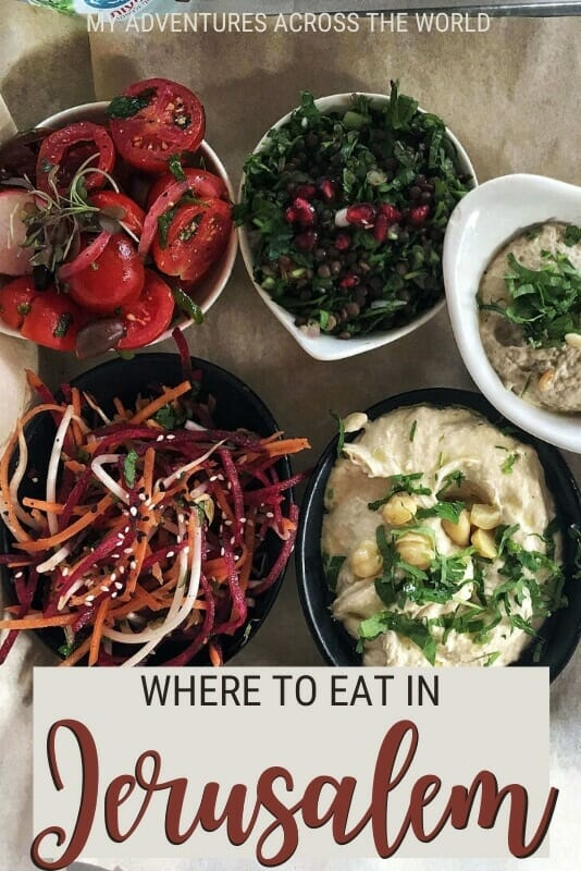 Discover where to eat in Jerusalem - via @clautavani