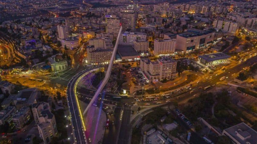 Bars in Jerusalem