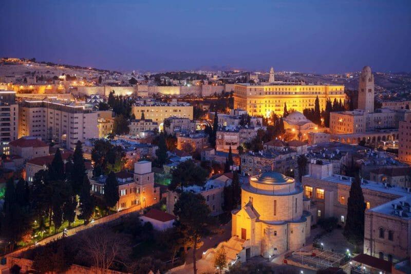 Jerusalem nightlife