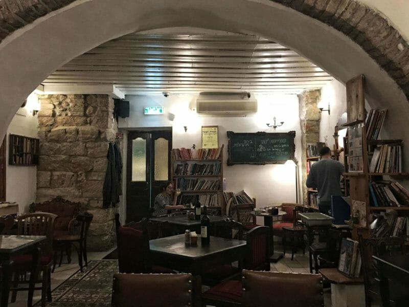 where to eat in Jerusalem