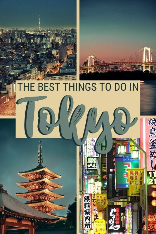 Discover the best things to do in Tokyo - via @clautavani