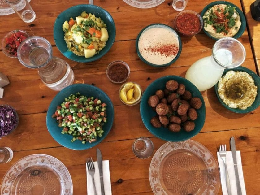 Best restaurants in Jerusalem