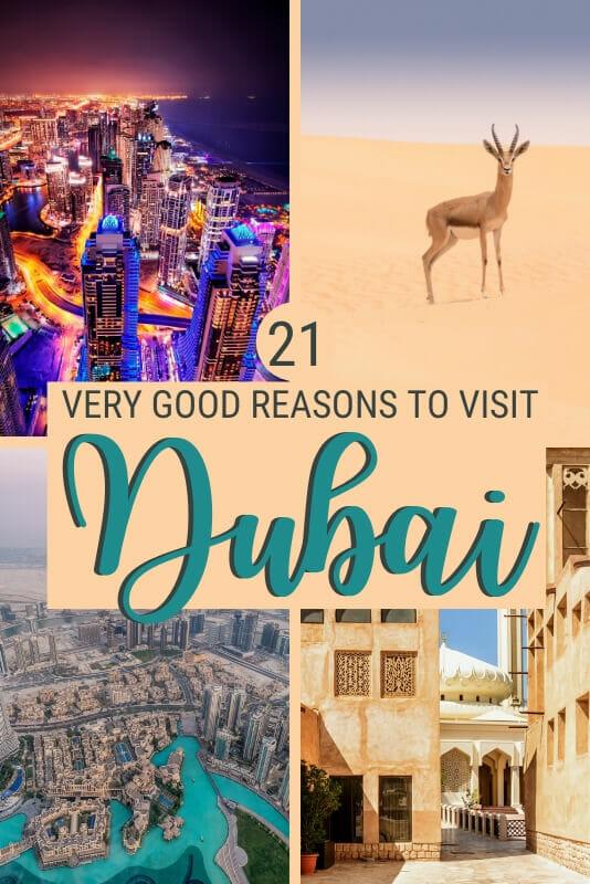Find out why you should visit Dubai - via @clautavani