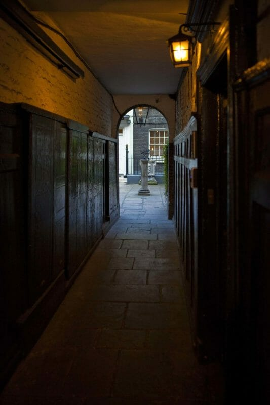 Pickering Place