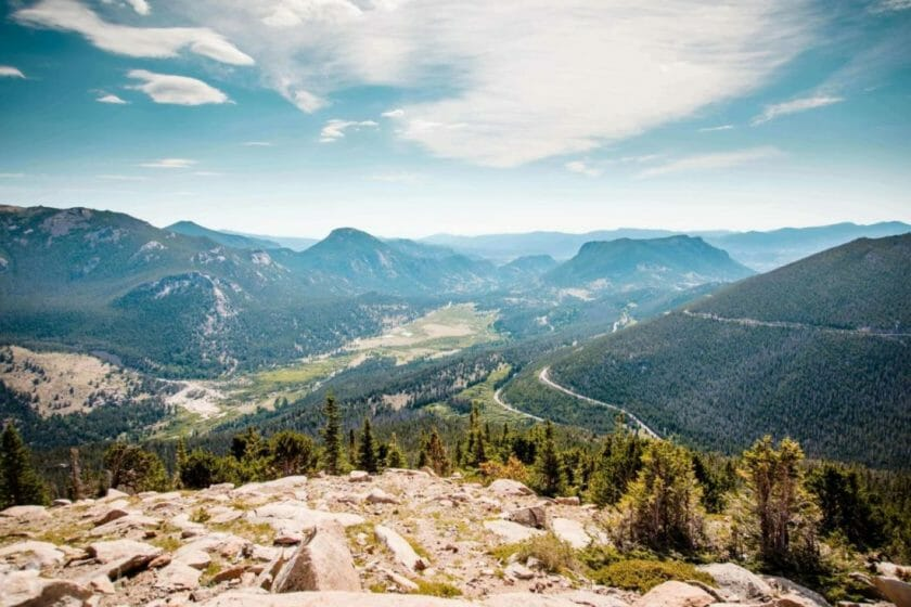 things to do in Rocky Mountain National Park