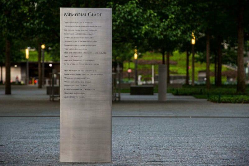 9/11 Museum Tickets