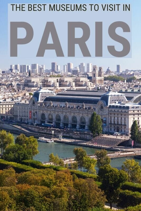 Find out which museums to visit in Paris - via @clautavani