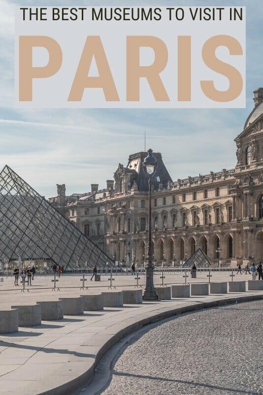 Discover the best museums to visit in Paris - via @clautavani