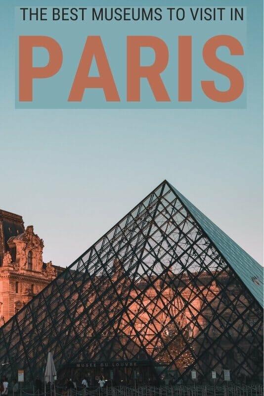 Read about the best museums in Paris - via @clautavani