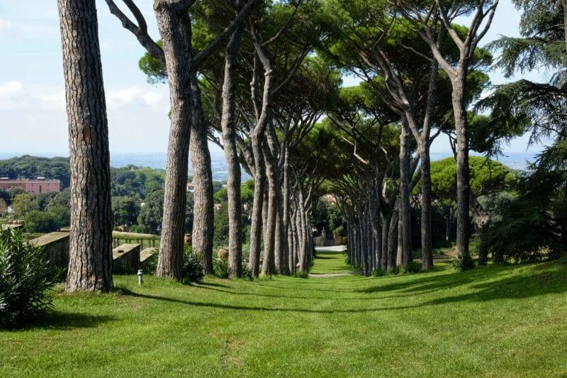 Barberini Gardens