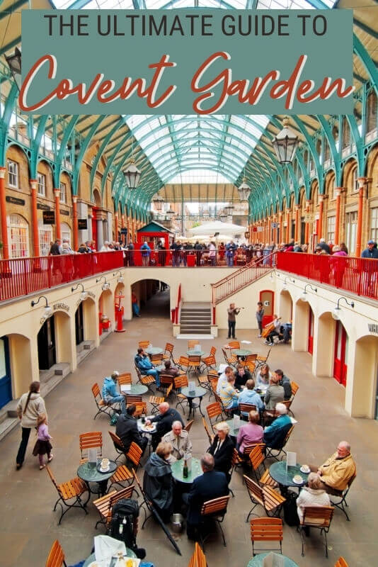 Discover what to see and do in Covent Garden - via @clautavani