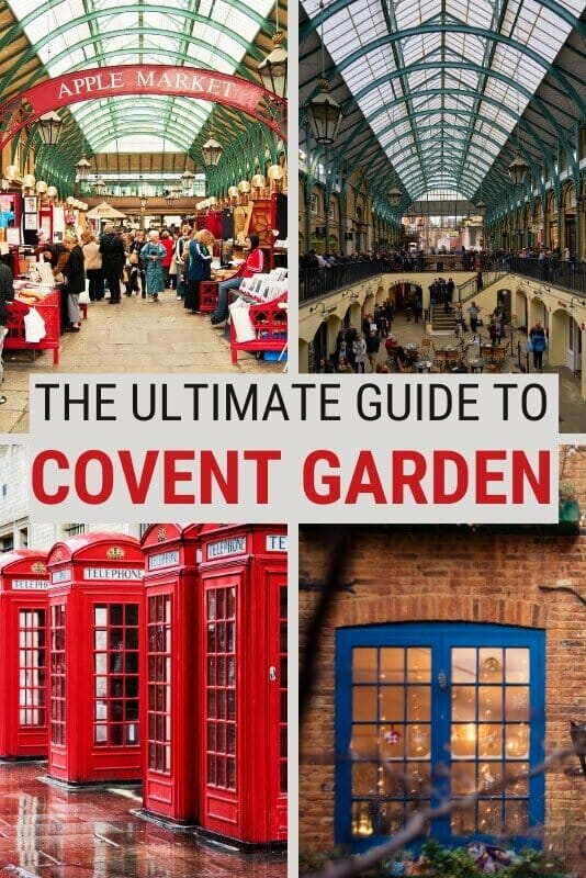Find out about the things to do in Covent Garden - via @clautavani