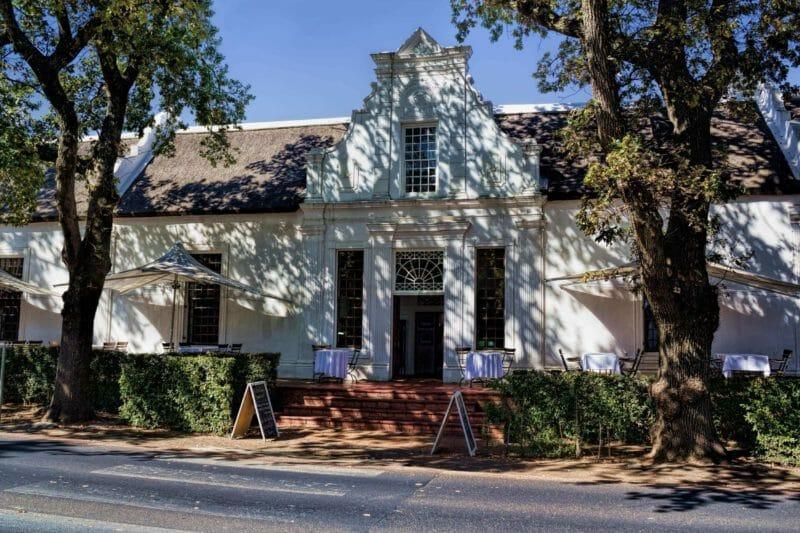 hotels in Stellenbosch