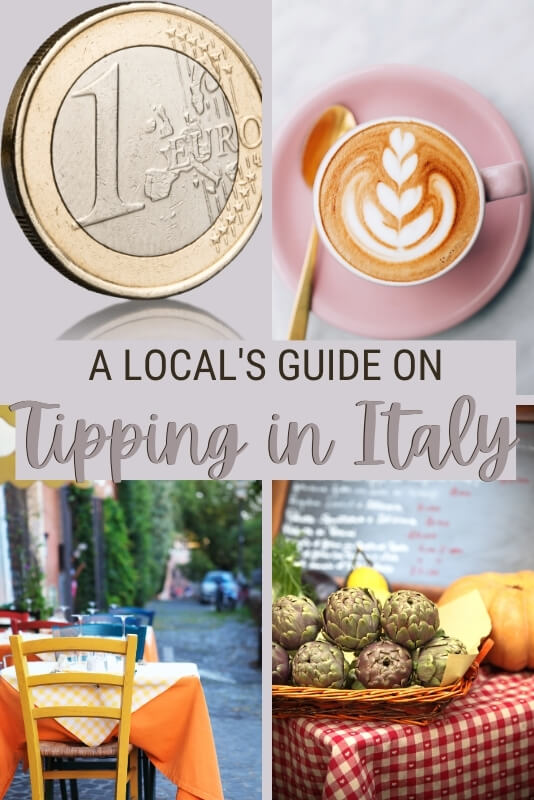 Discover everything you need to know about tipping in Italy - via @clautavani