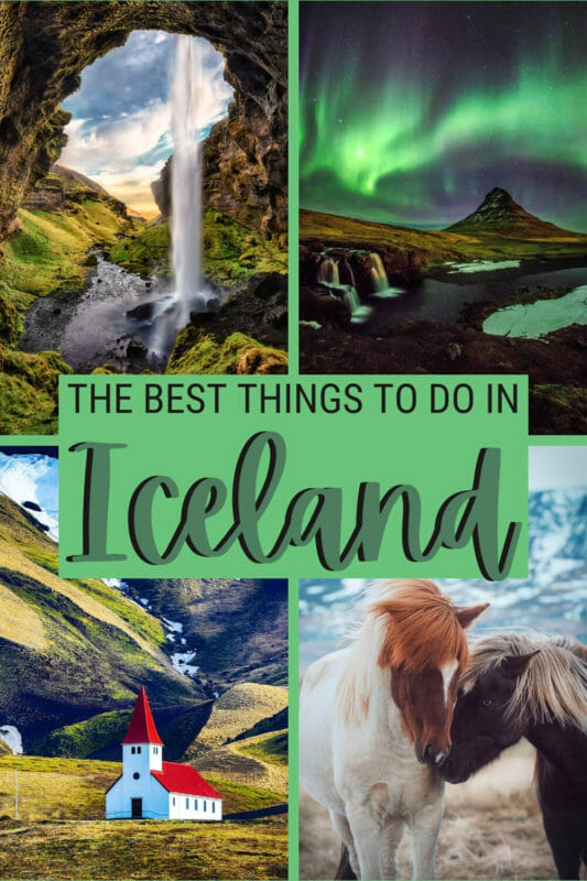 Read about the best places to visit in Iceland - via @clautavani