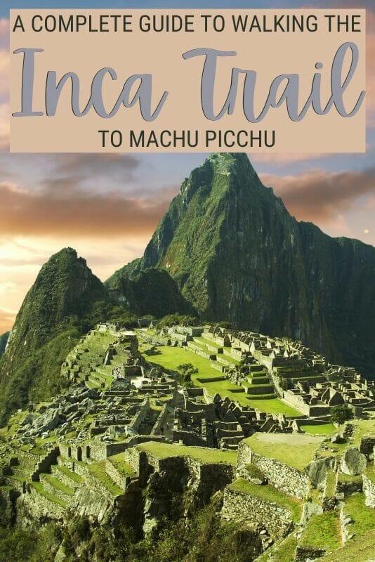 Find out how to prepare for the Inca Trail to Machu Picchu - via @clautavani