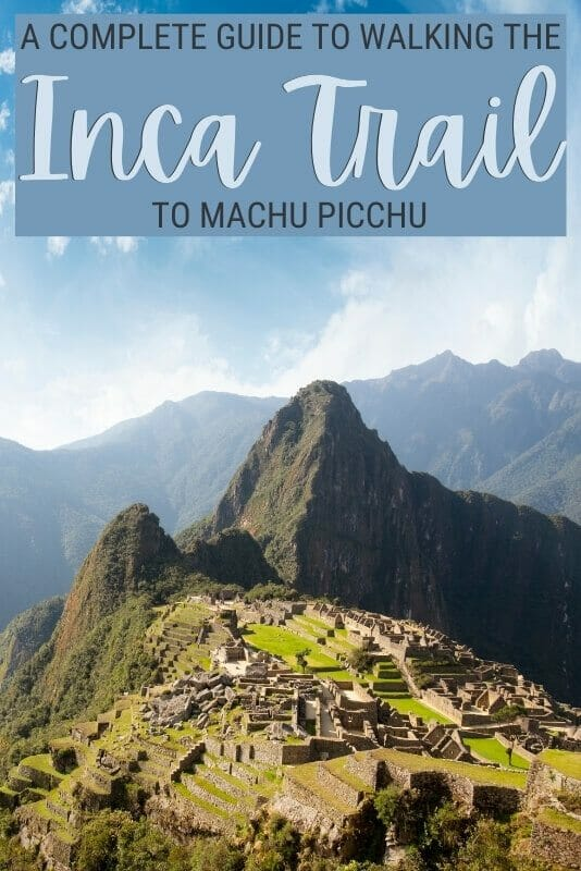Discover everything you need to know about the Inca Trail - via @clautavani