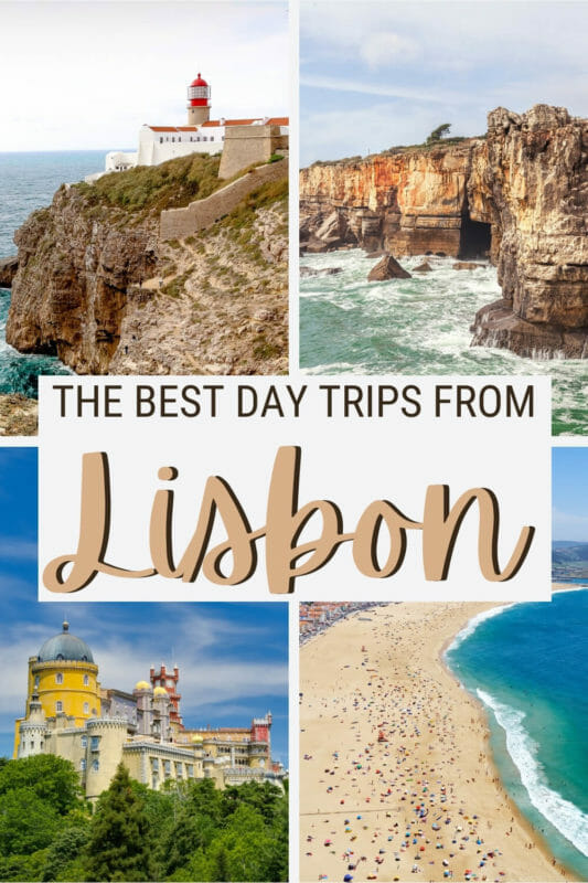 Discover the best day trips from Lisbon - via @clautavani