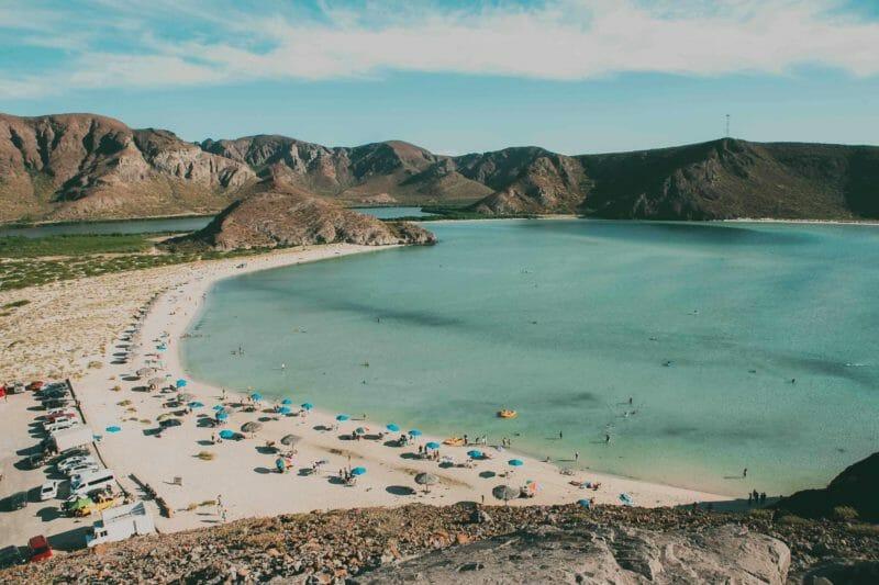 Playa Balandra