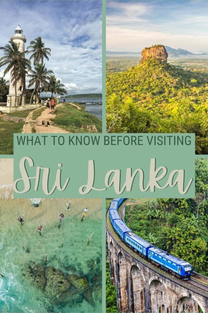 Discover what to know before visiting Sri Lanka - via @clautavani