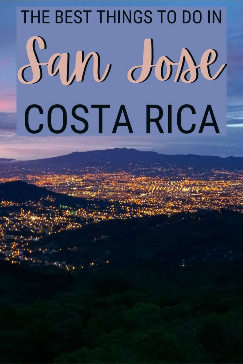 Discover the best things to do in San Jose, Costa Rica - via @clautavani