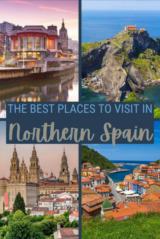 Read about the best places to visit in Northern Spain - via @clautavani