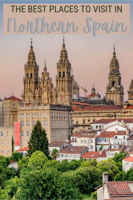 Learn about the best places to visit in Northern Spain - via @clautavani