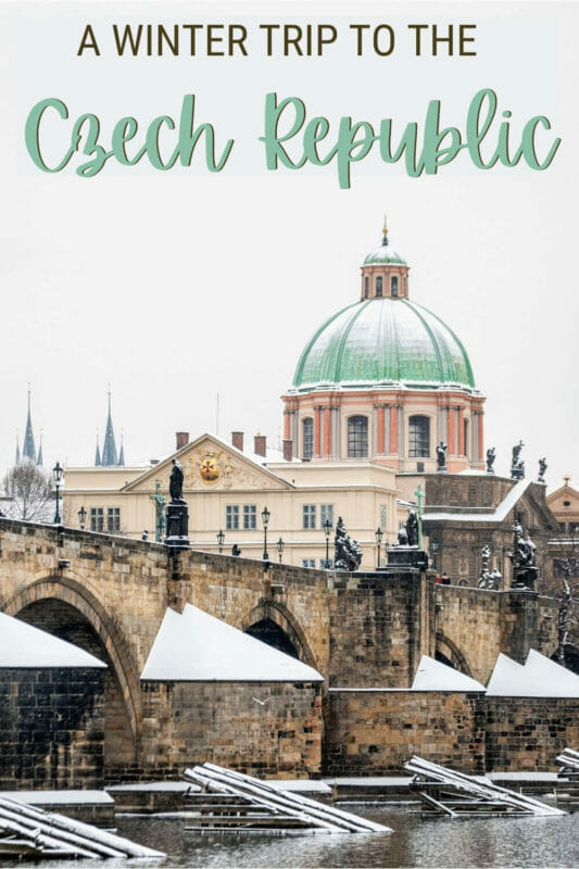 Read about the things to do in Czech Republic in winter - via @clautavani