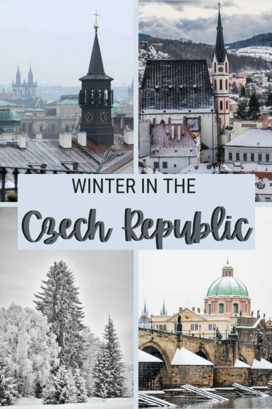 Discover the best things to do in Czech Republic in winter - via @clautavani