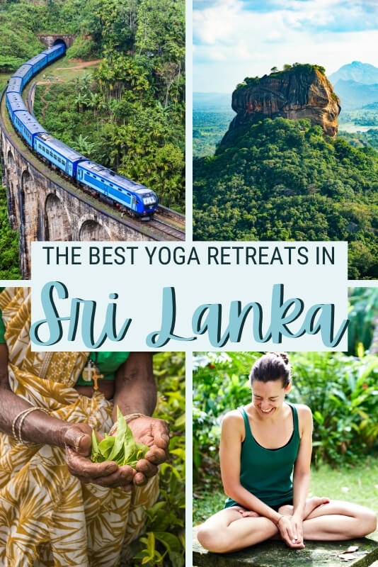 Discover the best yoga retreats in Sri Lanka - via @clautavani