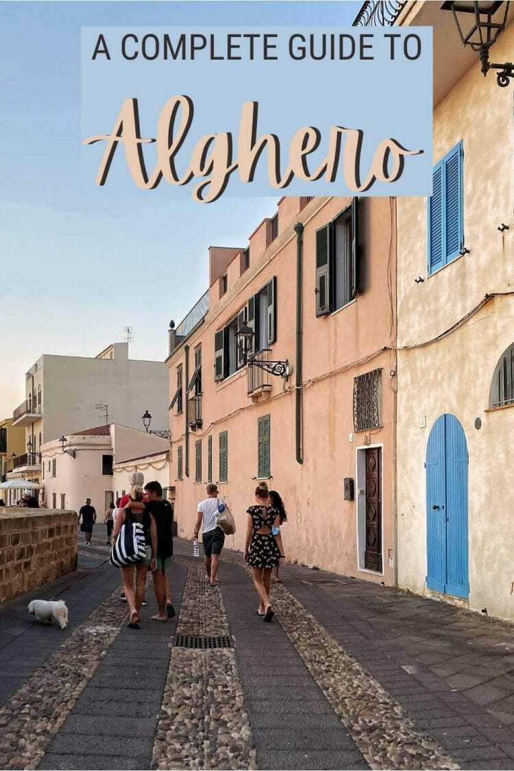 Read about the things to see and do in Alghero, Sardinia - via @clautavani