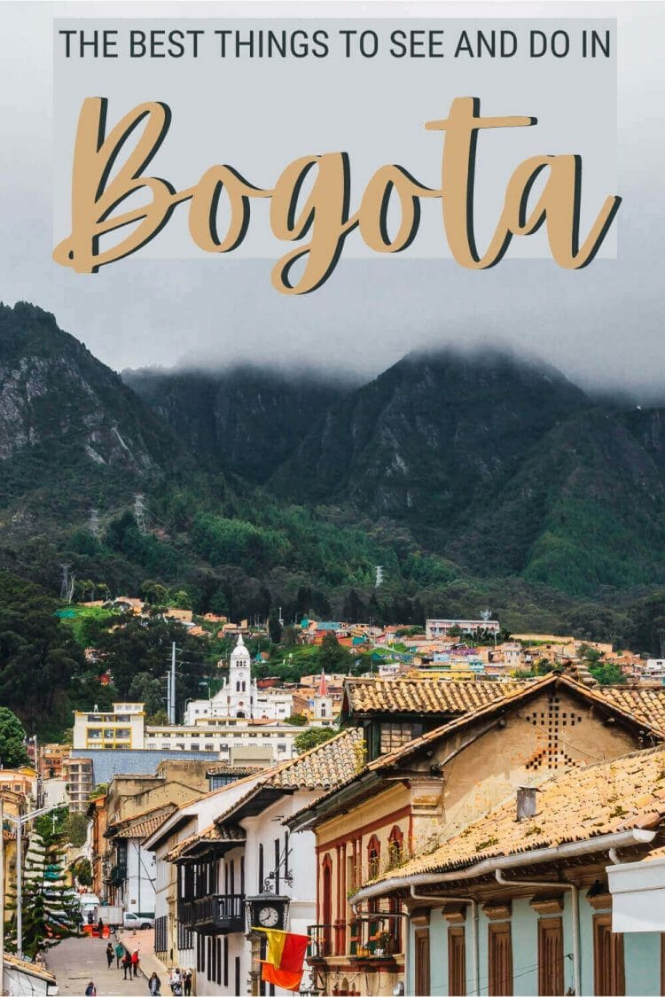 Read about the best things to do in Bogota - via @clautavani