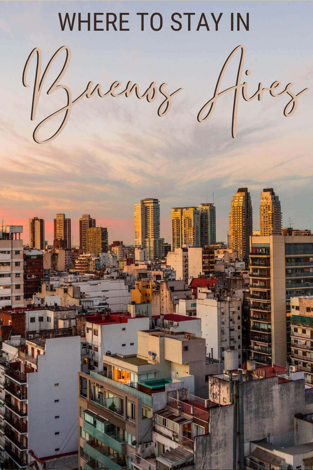 Discover where to stay in Buenos Aires - via @clautavani