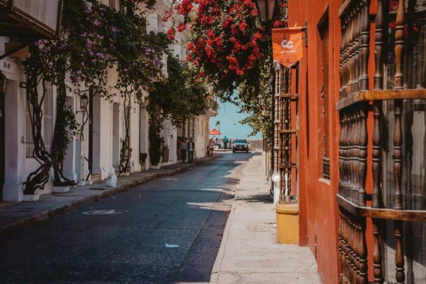 visiting Cartagena