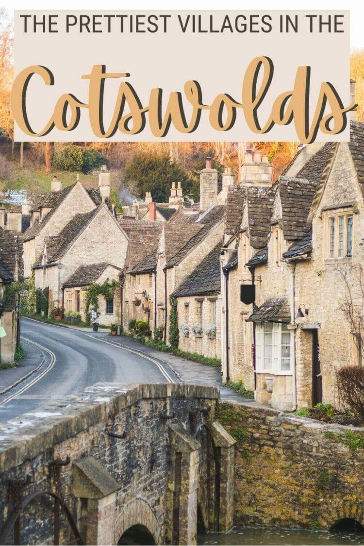 Read about the best villages in the Cotswolds - via @clautavani