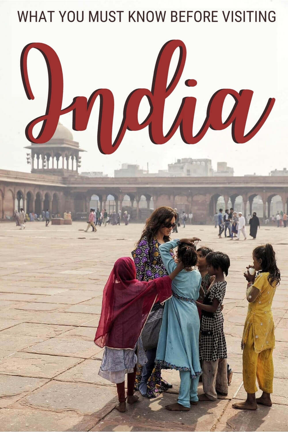 Discover everything you must know before visiting India - via @clautavani